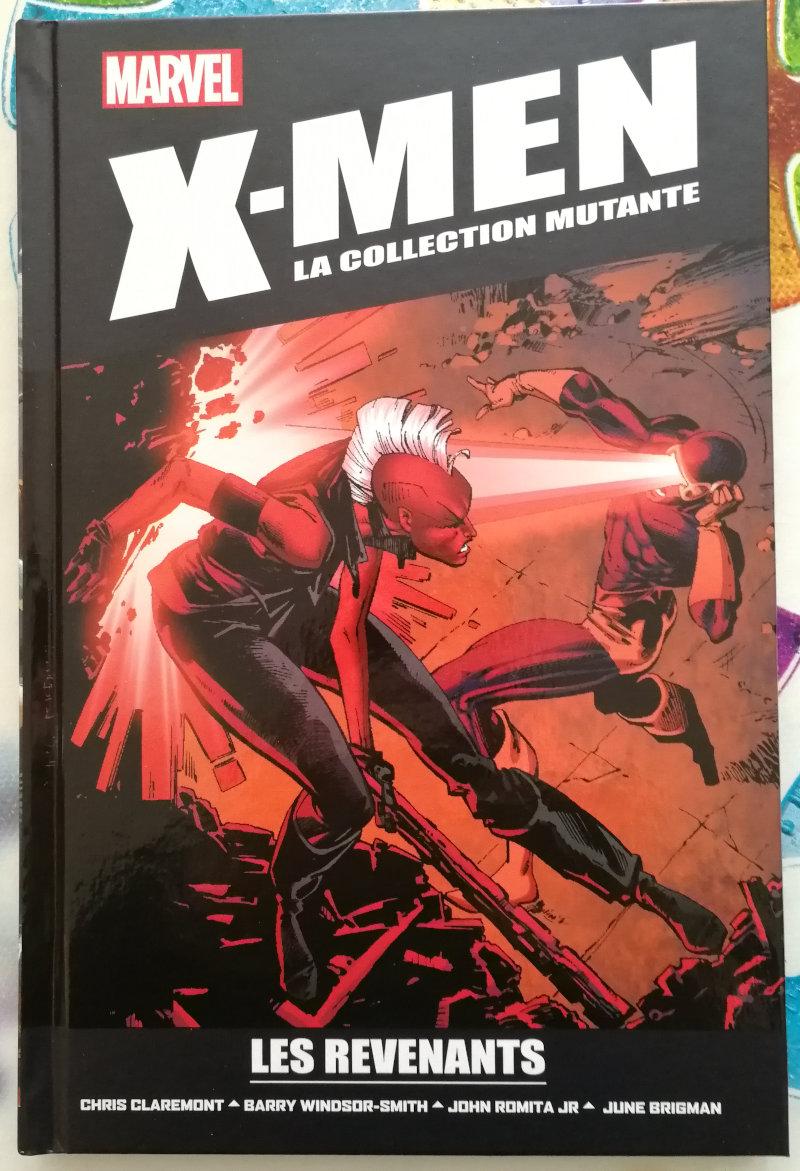 X-Men : La collection mutante 17 : Les revenants