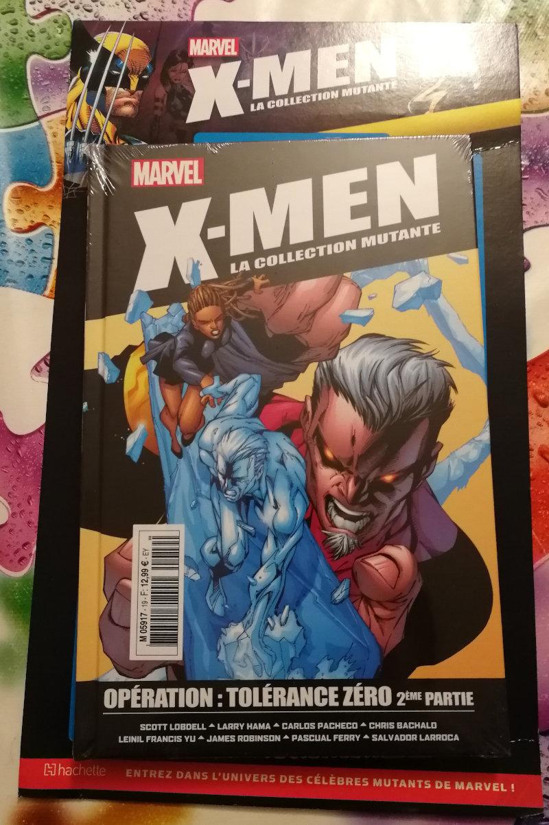 X-Men la collection mutante (Hachette) 19 : Opération Tolérance Zéro 2e partie