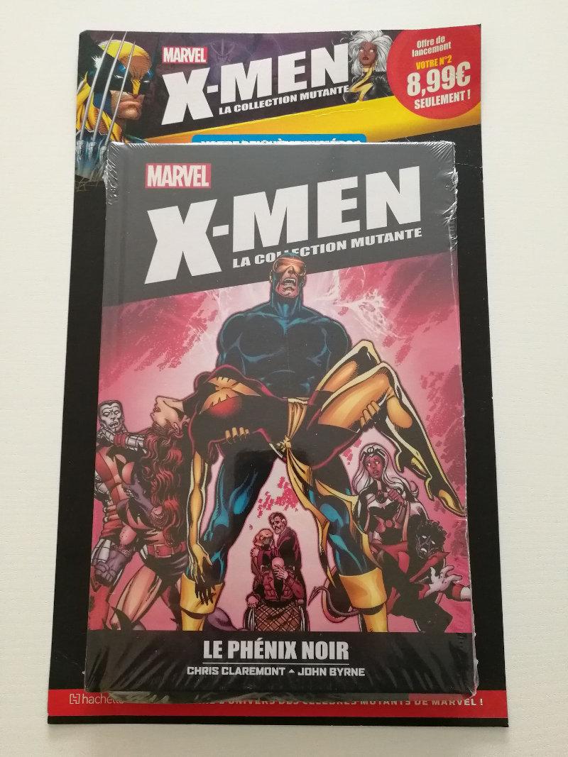 X-Men la collection mutante 2 : Le Phénix noir
