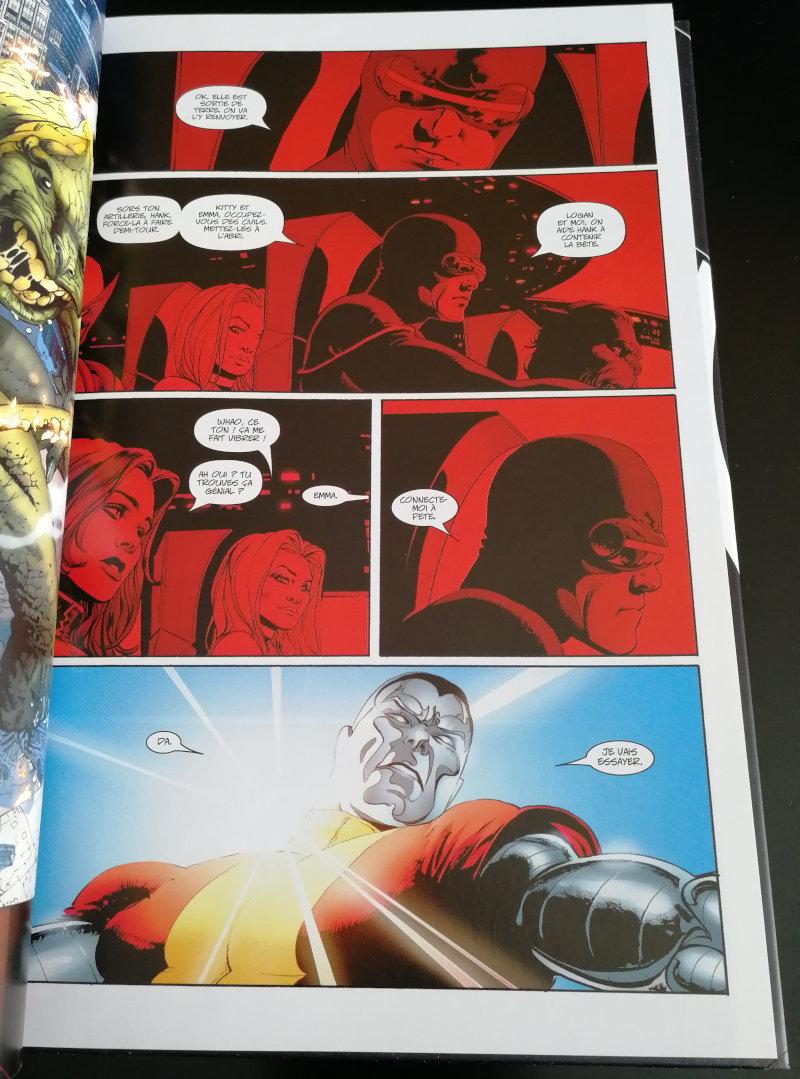 Hachette : X-Men la collection mutante