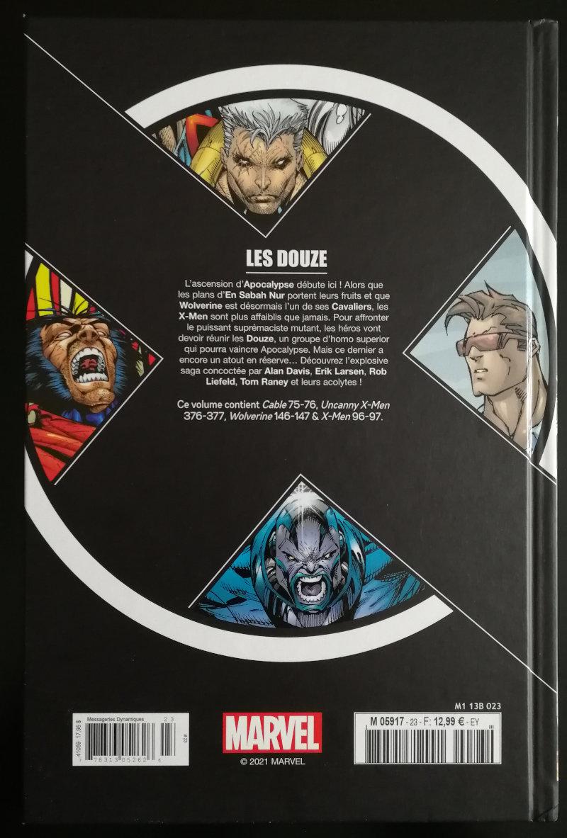 X-Men : La collection mutante 23 : Les Douze
