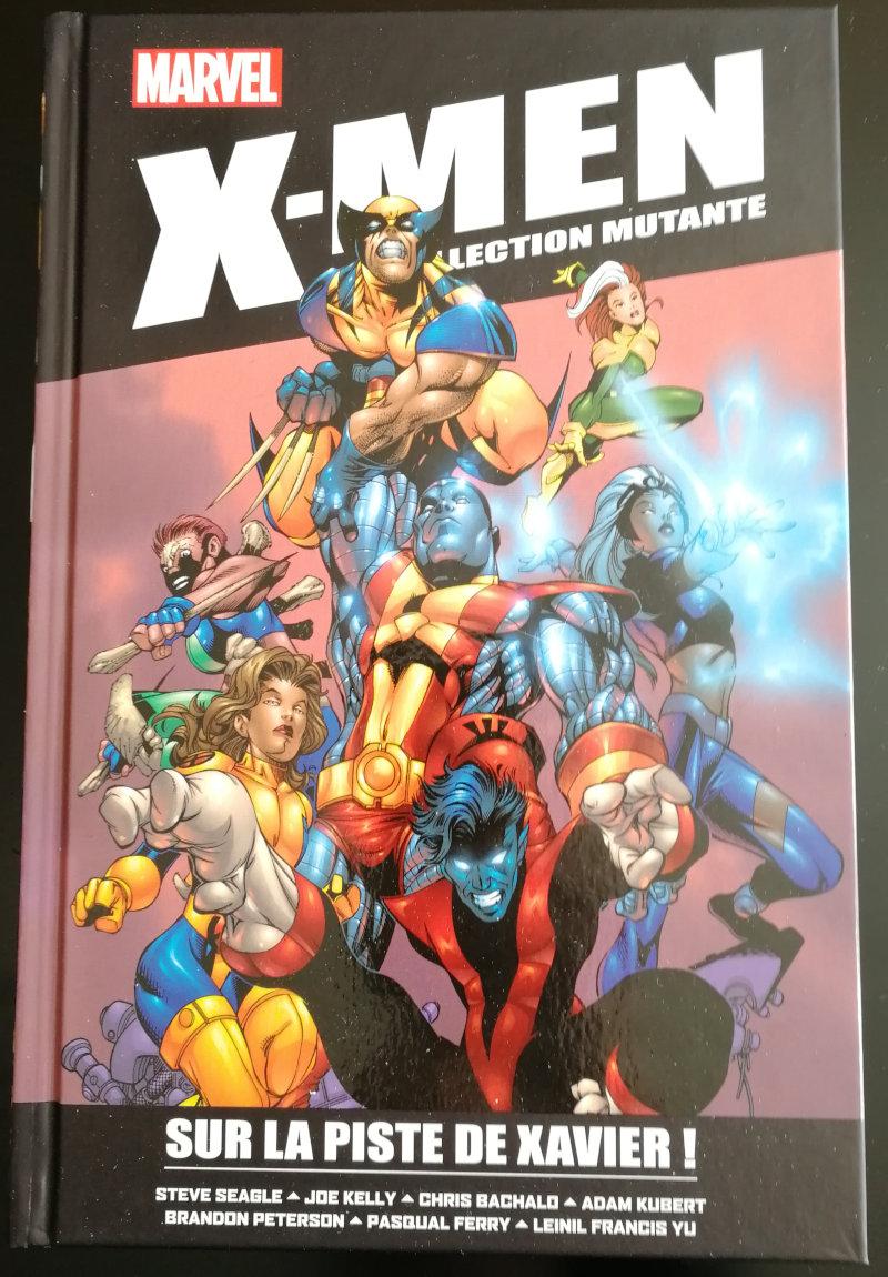 X-Men : La collection mutante 27 : Sur la piste de Xavier