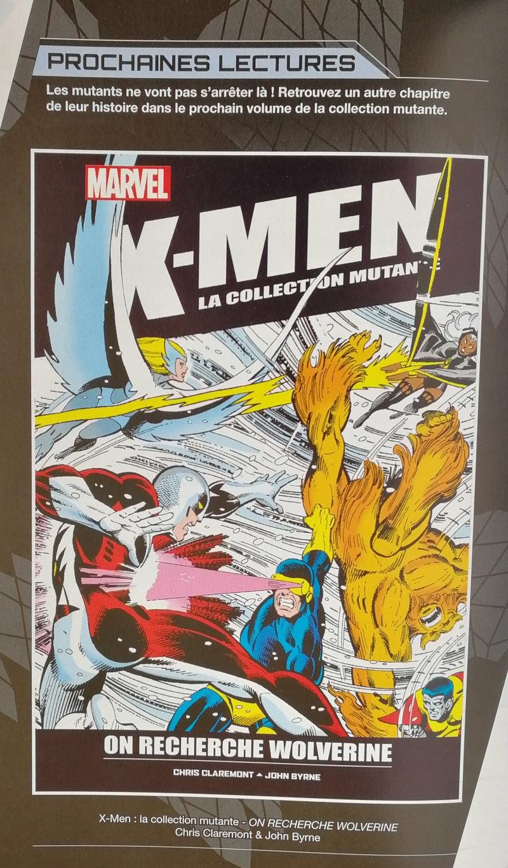 X-Men : La collection mutante 28 : On recherche Wolverine