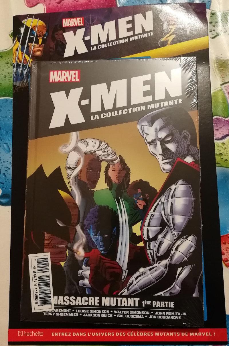 X-Men la collection mutante 4 Hachette