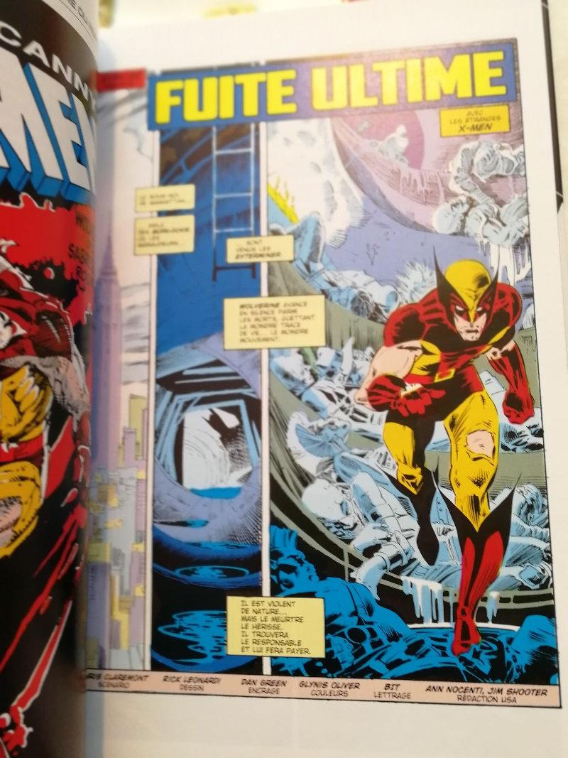 X-Men : La collection mutante 5 - Le massacre mutant 2e partie
