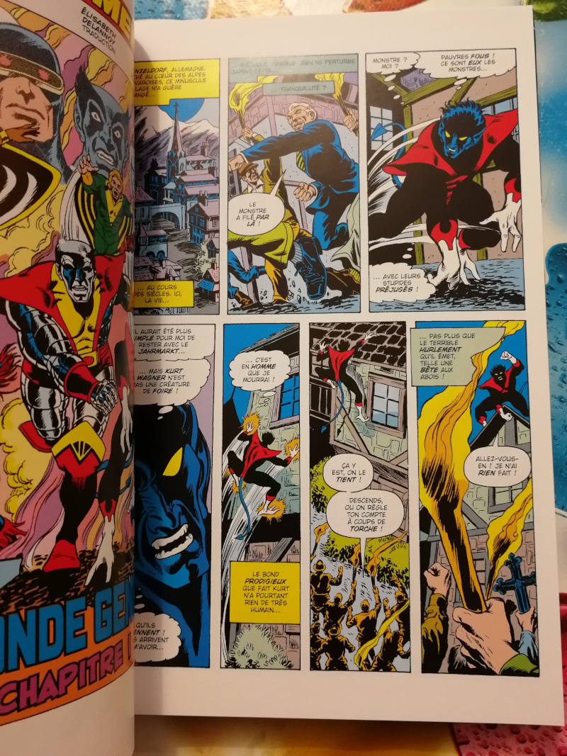 X-Men Hachette 7 : Seconde genèse