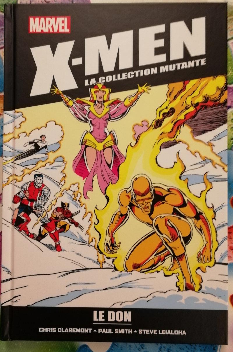 X-Men - La collection mutante : Le don
